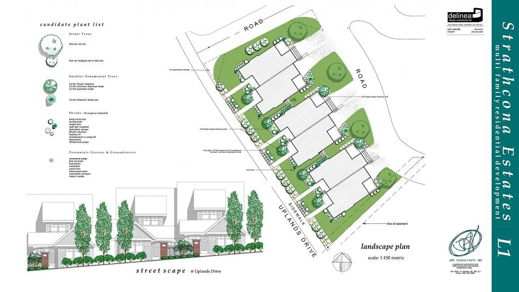 residential landscape design nanaimo bc
